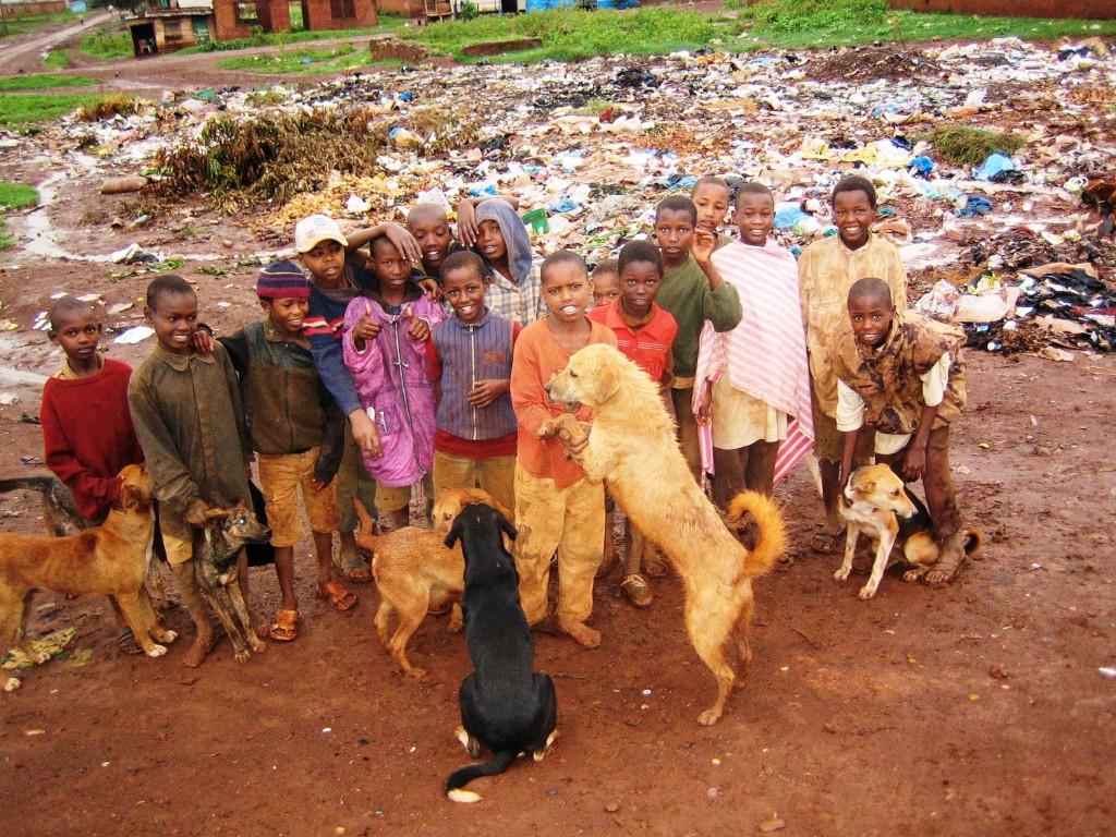 MeWaiKi Straßenkinder von Karatu